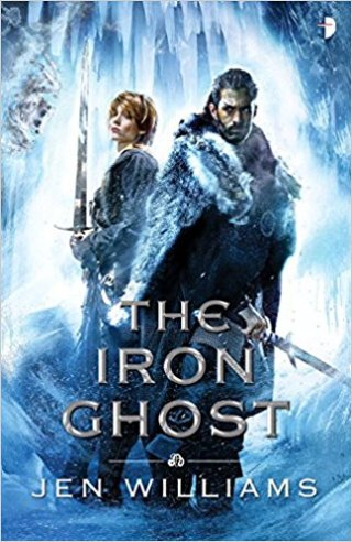 The Iron Ghost - US Cover