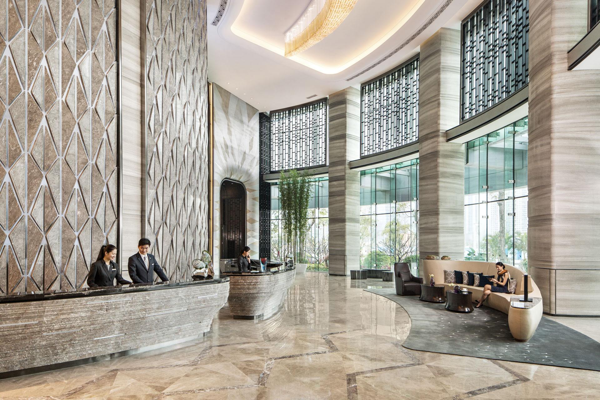 JW Marriott Hotels  Resorts To Open First Luxury Hotel In