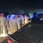 ماذا حدث للواء عبدالفتاح العلي في محطة وقود النسيم؟