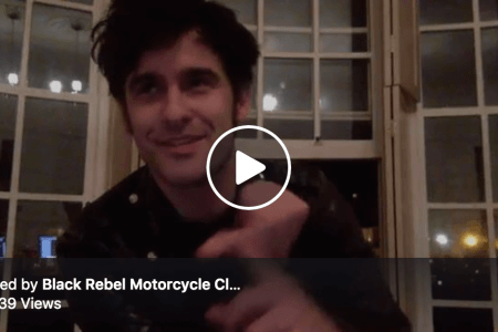 Robert Levon Been on Facebook Live + new...