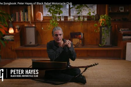 WATCH The Songbook: Peter Hayes of BRMC on...