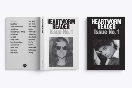 Heartworm Press Reader #1 w/Peter Hayes