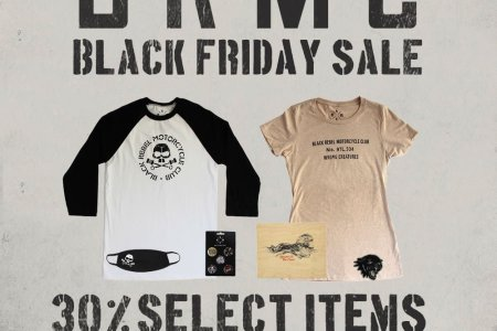 BRMC Black Friday sale: 30% off starting...