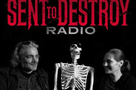 Sent to Destroy #16 w/Leah Shapiro and Peter...