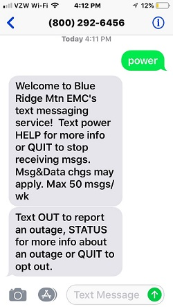 Blue Ridge Power Outage : ridge, power, outage, Power, Outage, Preparation, Ridge, Mountain, Electric, Membership, Corporation