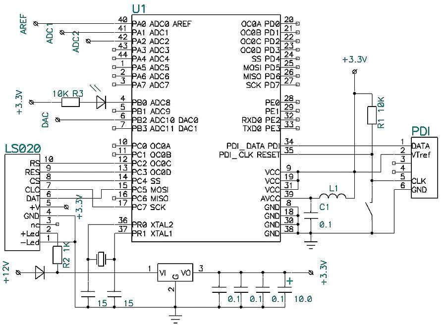 ATXMEGA128A1 DATASHEET PDF