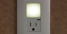 Night Light - one light and one switch