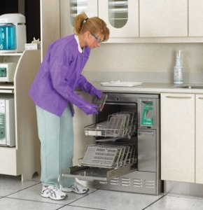 Avoid Long Delays in Instrument Decontamination, Reprocessing