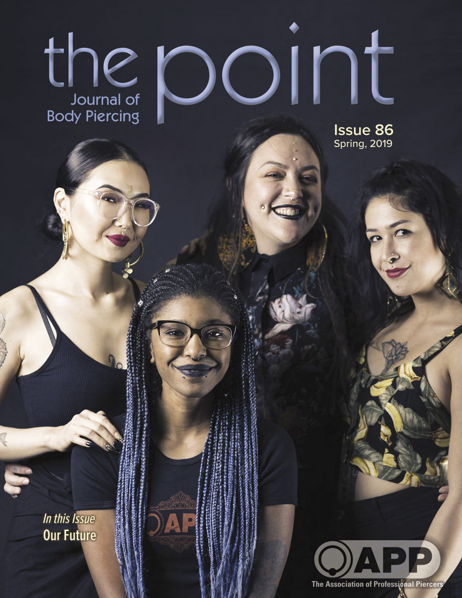 The Point 86 cover