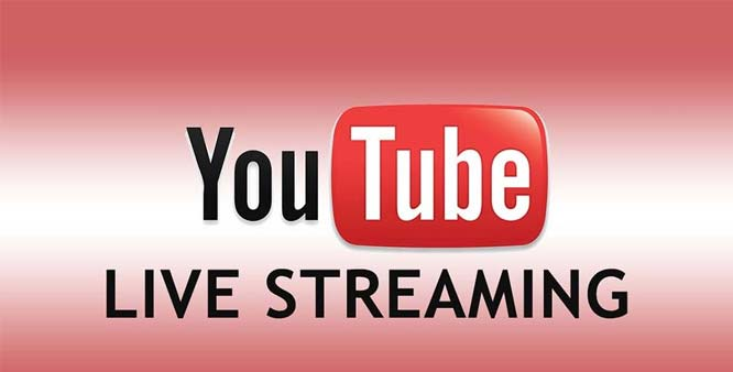 Image result for Youtube Live Stream