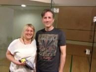 2013 DLWE Super Plate winner - Wendy McD