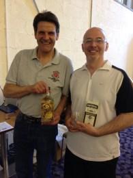 Racketball Second Division Runner Up - David