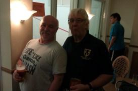 Neil & Brian re-hydrate