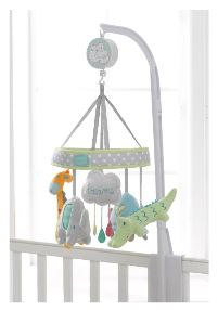 Jungle Friends Cot Mobile