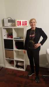 tracy on air