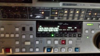 Video tape machine (dont use these now)