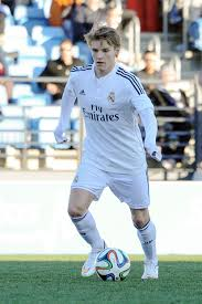 Martin Odegaard confirms he will play for Real Madrid next season