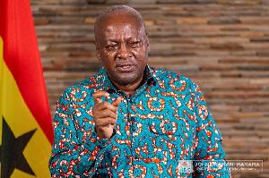 Former President John Dramani Mahama begins a thank-you tour across the country next week.