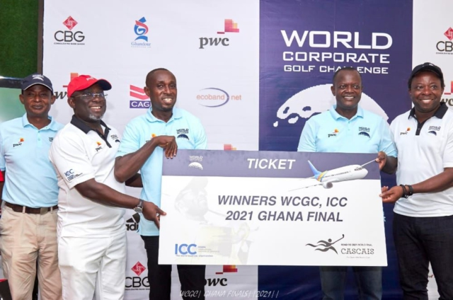 Sinapi Aba Savings and Loans to represent Ghana at the 2021 World Corporate Golf Challenge