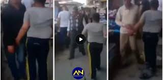 Woman Going Round Touching Men Pen!s In The Street Causes Fear -[WATCH VIDEO]