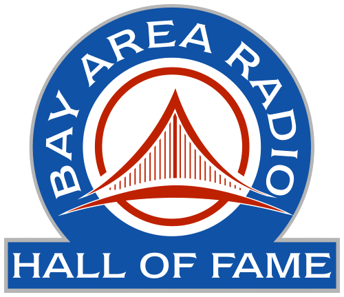 Bay Area Radio Hall of Fame (BARHOF) Logo