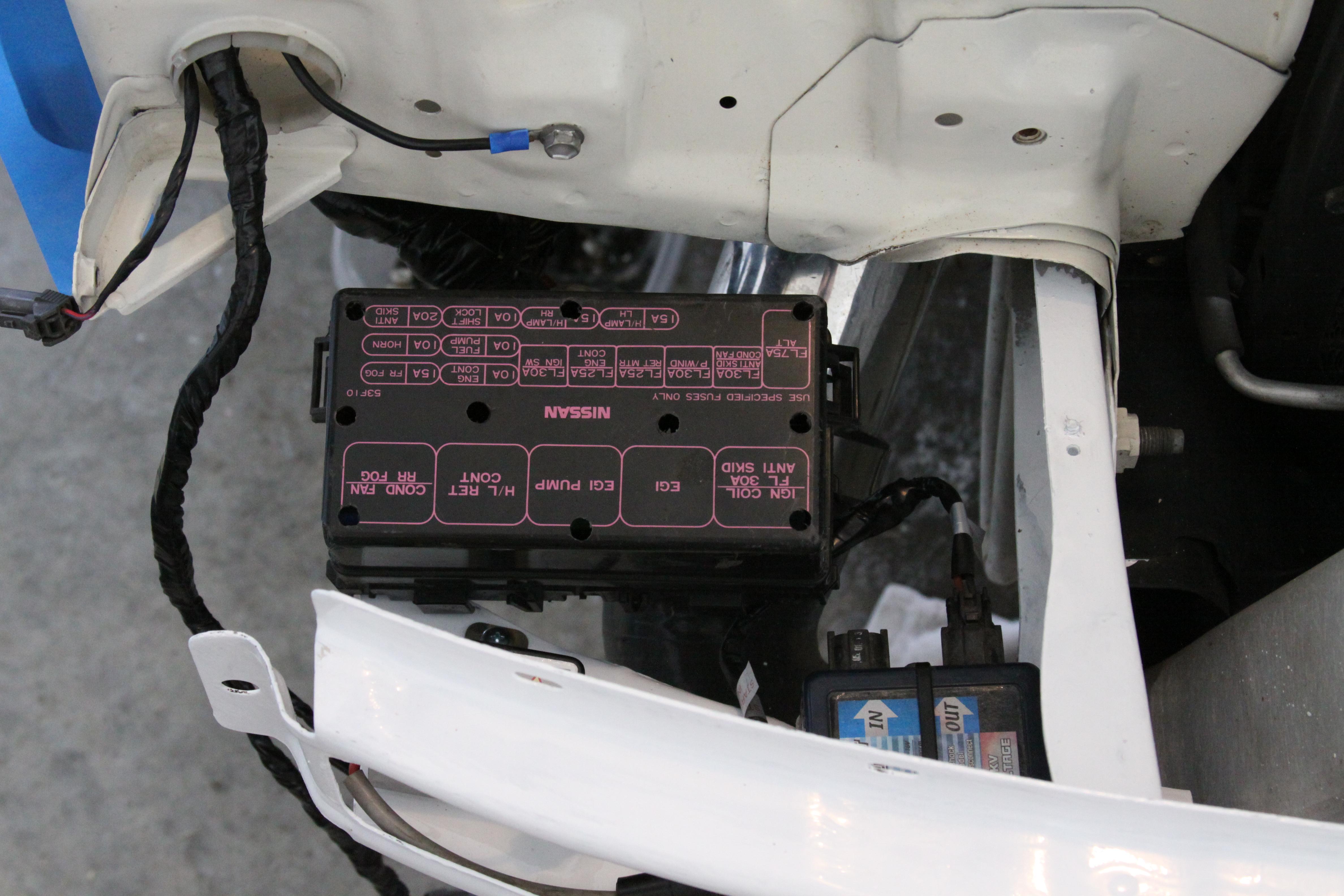 medium resolution of s13 240sx fuse box schematic diagram 240sx battery fuse box
