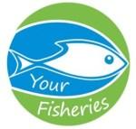 Your Fisheries logo habitats fisheries