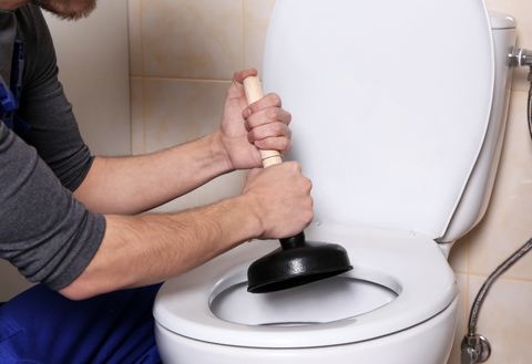 How To Unclog A Slow Draining Toilet Broadley S Plumbing Heating Air Conditioning