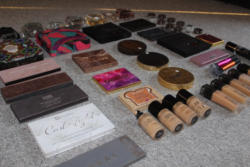dumpster diving makeup haul org the beauty vloggers dumpster diving for high end makeup broadly