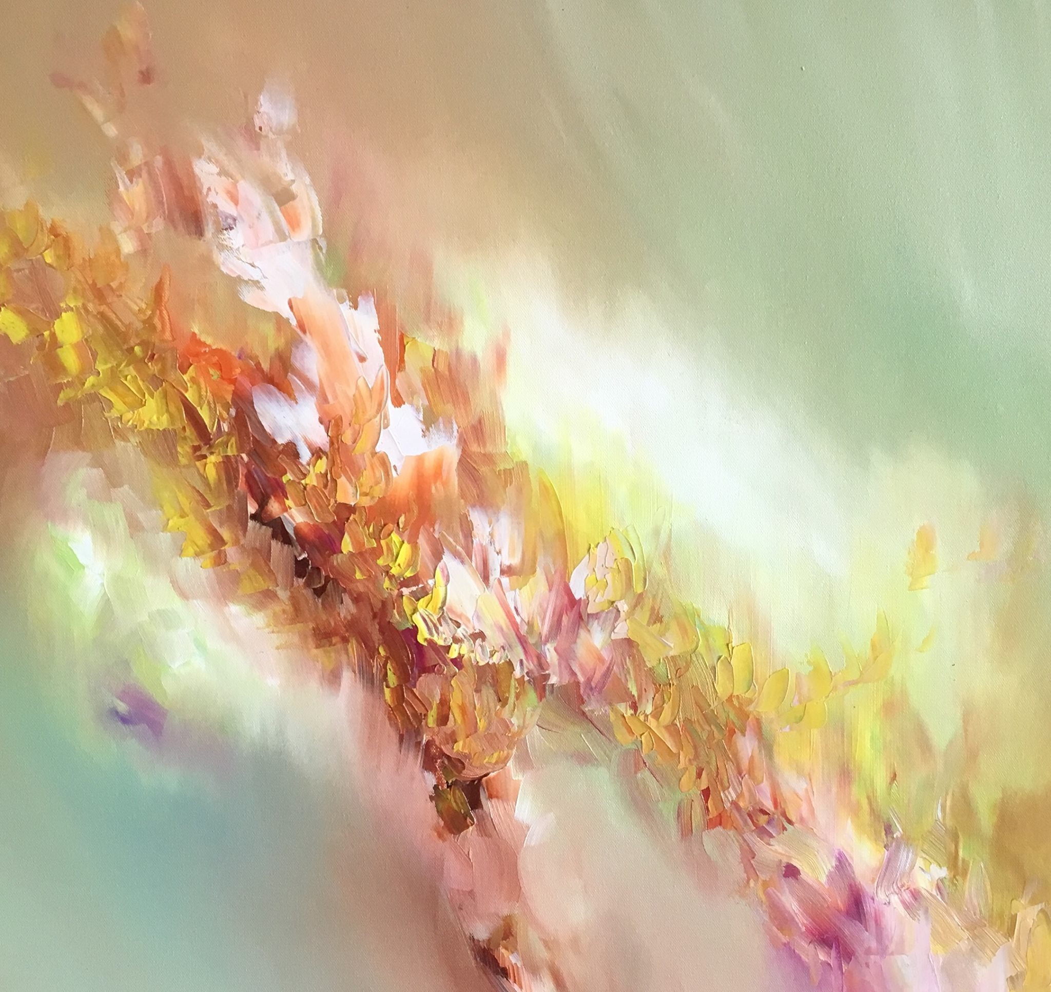 This Artist with Synesthesia Sees Colors in Music and
