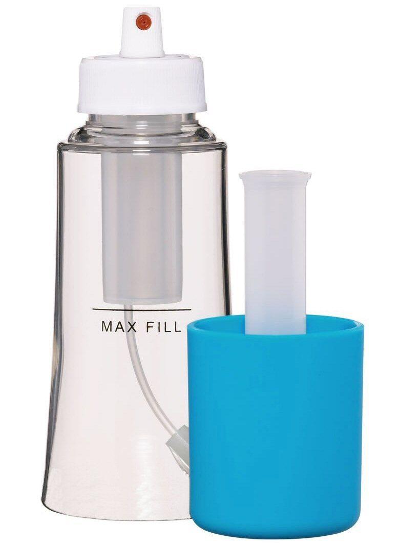 Oil Spray Bottle Fine Mist Sprayer Vinegar Herb Mister ...