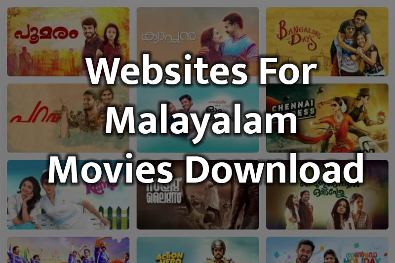 Sites For Malayalam Movies Download