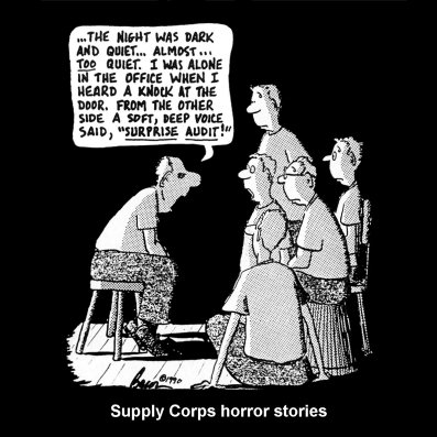 Supply Corps horror stories397