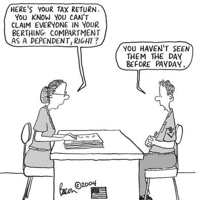 tax dependents