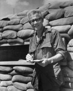 Bil Keane in Vietnam (1967)