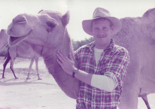 Captain Jeff camel500