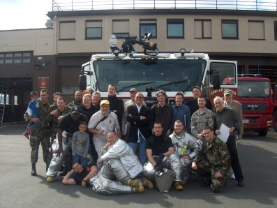 Ramstein AFB Fire Dept