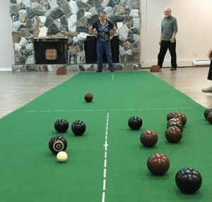 Carpet Bowls @ Corfe Mullen Village Hall