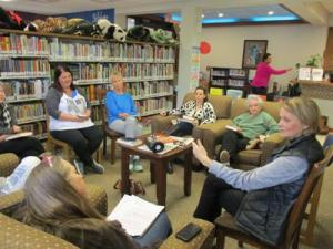 Reading and Listening Group @ Broadstone Library