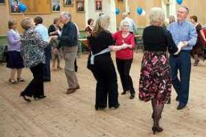 Community Tea Dance @ Broadstone War Memorial Hall