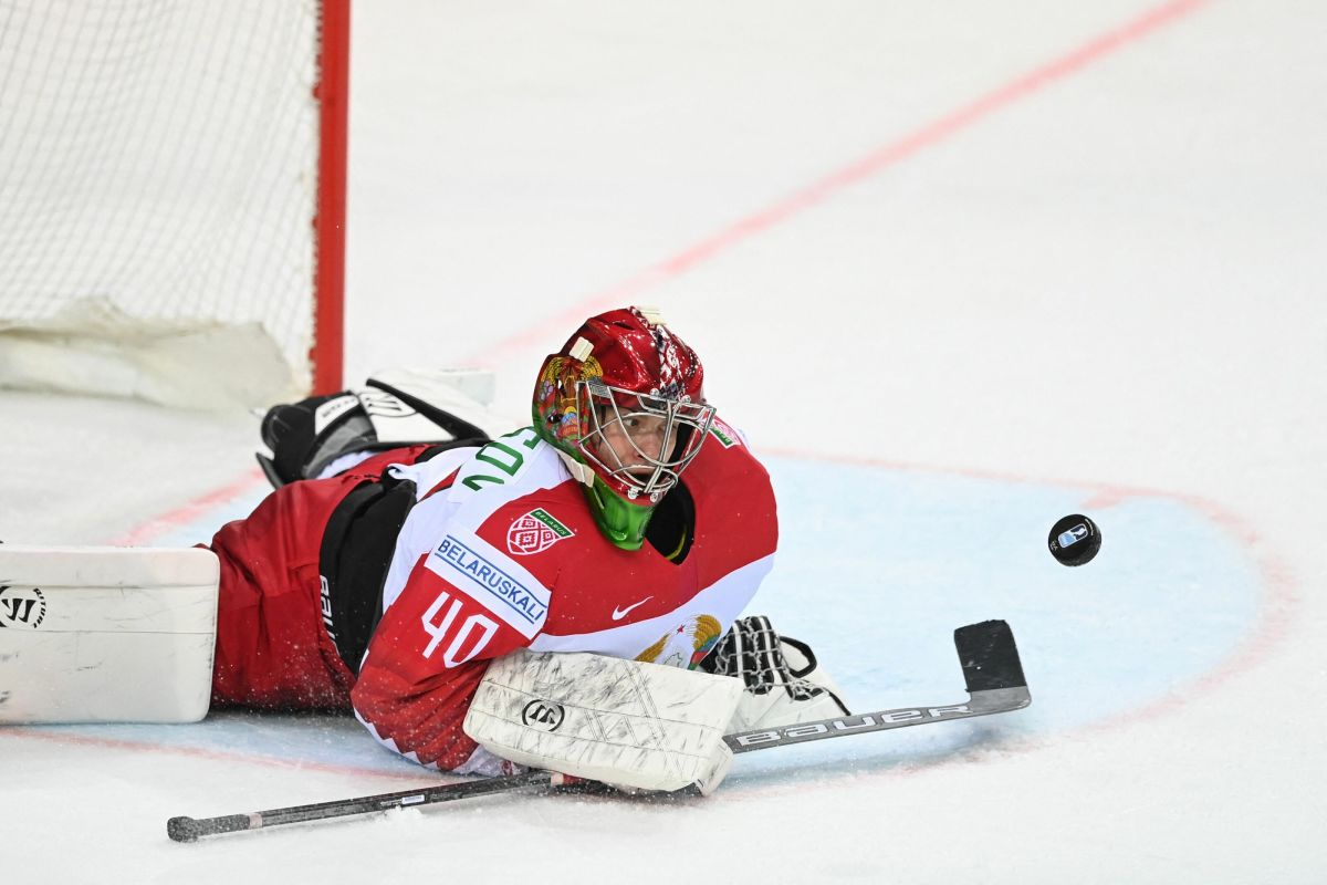 Philadelphia Flyers 2021 Third Round Selection: Alexei Kolosov