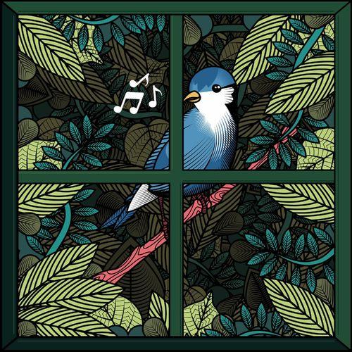 Luke Lanzon – Mr Bluebird