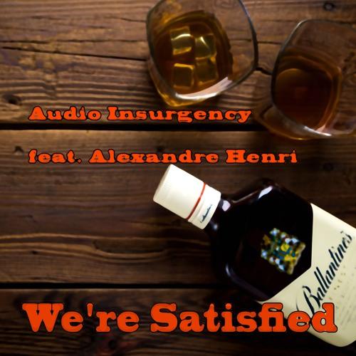 Audio Insurgency - We're Satisfied