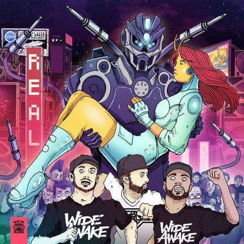 Crissy Criss + WiDEAWAKE - Real