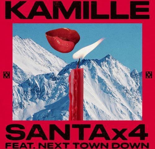 KAMILLE – Santa x4