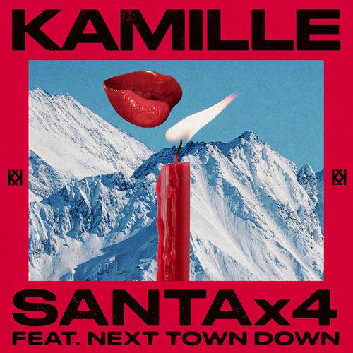 KAMILLE - Santa x4