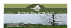 Welcome to Broadvest Real Estate!