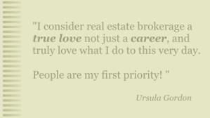 Ursula's Quote