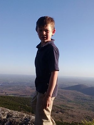 Mount Monadnock-views from the top.
