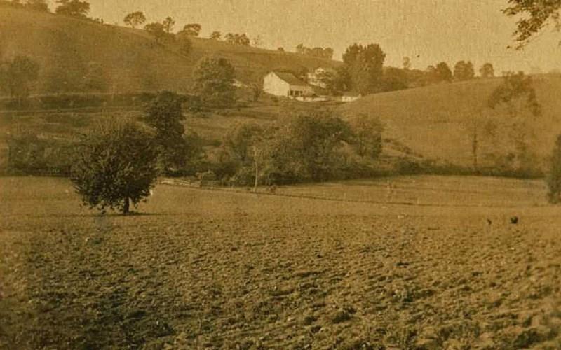 Broadwater fields, 1930s
